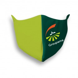 Mascherina Lavabile Groupama