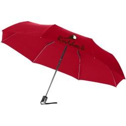 """Ombrello pieghevole Alex da 21,5"""" con chiusura/apertura automatica alidoro"""