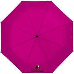 """Ombrello pieghevole Wali da 21"""" con apertura automatica aliprando"""