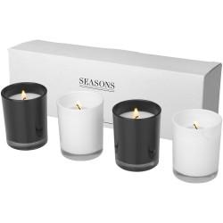 Set da 4 candele profumate...