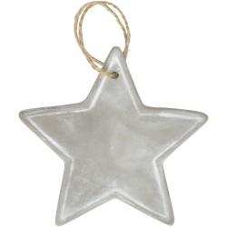 Ornamento a forma di stella Seasonal Alzira