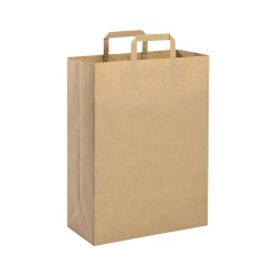 SHOPPER CARTA AVANA 19 x 24...