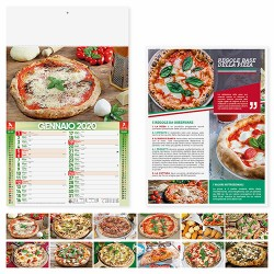 CALENDARIO PIZZA cadore