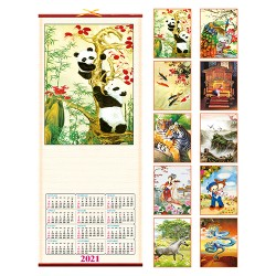 CALENDARIO ILLUSTRAZIONI Cagak