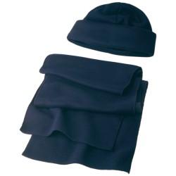 Set cappello e sciarpa in...