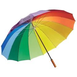 Ombrello arcobaleno 16...