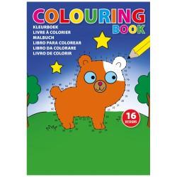 Libro da colorare per...