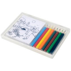 Set disegno in PP faustino