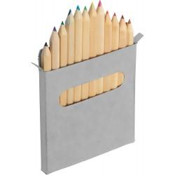 Set 12 matite in legno...