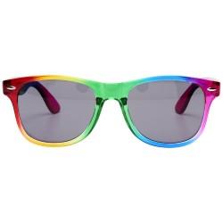 Occhiali da sole arcobaleno...