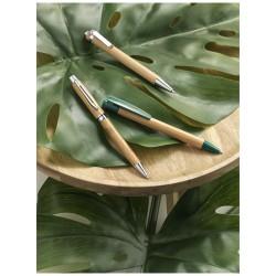 Penna a sfera in bambù...