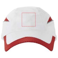 Cappellino mesh Qualifier a...