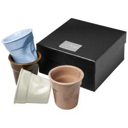 Set da 4 tazze in ceramica...