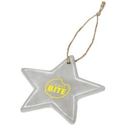 Ornamento a forma di stella...