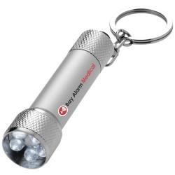 Portachiavi con torcia LED...
