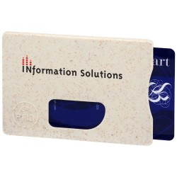Porta carte RFID Straw doriano