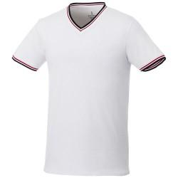 T-shirt pique Elbert a...