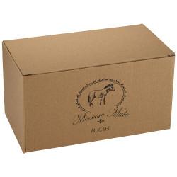 Set da regalo tazze Moscow Mule