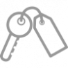 Portachiavi Personalizzati Economici in Offerta | Scegli Online ora