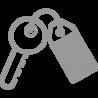 Portachiavi Personalizzati Metallo | Scegli Online con il tuo Logo